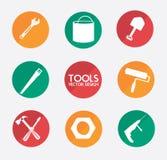 Tools design Stock Photos