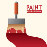 Tools design. Over white background, vector illustration Stock Photos