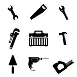 Tools design. Royalty Free Stock Photo