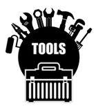Tools design. Stock Photo