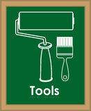 Tools design Royalty Free Stock Photo