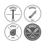 Tools design Royalty Free Stock Photography