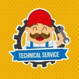Tools design Royalty Free Stock Photos