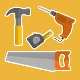 Tools design. Royalty Free Stock Image