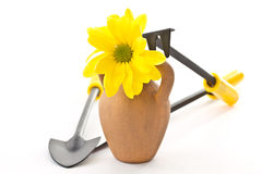 Tools for the garden Stock Image