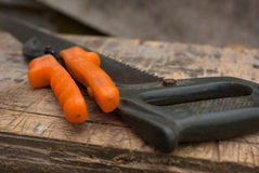 Tools of gardener Royalty Free Stock Photography