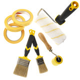 Tools for home decoration Stock Images
