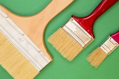 Tools for house reapair stock photo