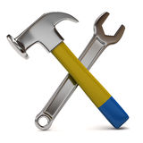 Tools icon Stock Images