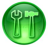 Tools icon. Stock Images