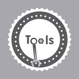 Tools icon Royalty Free Stock Images