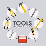 Tools icon Royalty Free Stock Photo