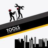 Tools icon. Design, vector illustration eps10 graphic Stock Photos