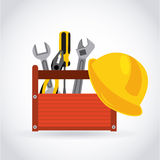 Tools icon Royalty Free Stock Image