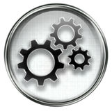 Tools icon grey Royalty Free Stock Photography