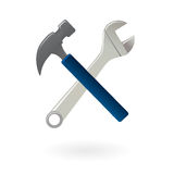 Tools icon isolated Stock Photography