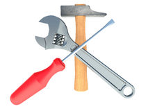 Tools icon Stock Image