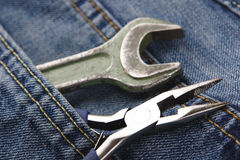 Free Tools, Instrument, Pliers Royalty Free Stock Image - 2119396