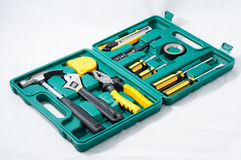 Tools kit Stock Images