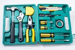 Tools kit Royalty Free Stock Photos