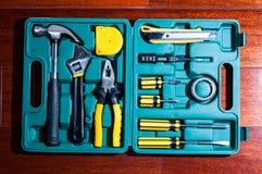Tools kit Stock Image