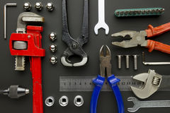 Tools kit Royalty Free Stock Photography