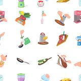 Tools, kitchen, equipment and other web icon in cartoon style. cucumber, tomato, pepper icons in set collection. Tools, kitchen, equipment and other  icon in Royalty Free Stock Photography