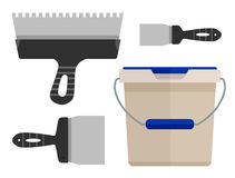 Tools for maintenance Stock Image