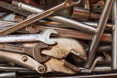 Tools mechanic Stock Photos