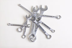 Tools - Metric Wrenches Stock Photos