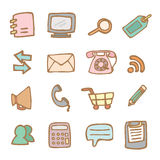 Tools and Objects for office supply Stock Images