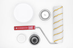 tools of a painter Royalty Free Stock Photos