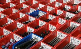 Tools and parts Royalty Free Stock Photo