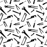 Tools pattern Stock Photography