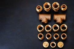 Tools plumbing Stock Photography