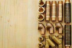 Tools plumbing Stock Image
