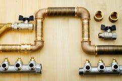 Tools plumbing Stock Photos