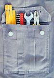 Tools and pocket Stock Photos