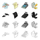Tools, product, store and other web icon in cartoon style.Discount, equipment, accessories icons in set collection. Tools, product, store and other  icon in Royalty Free Stock Photos