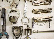 Tools. Royalty Free Stock Image