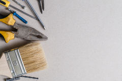 Tools and renovation Royalty Free Stock Photography