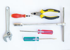 Tools. For repair all thing Royalty Free Stock Photo