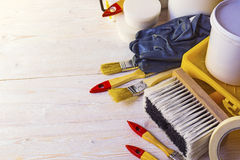 Tools for repair facilities Royalty Free Stock Photo