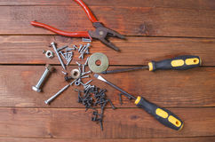 Tools for repair Royalty Free Stock Photos