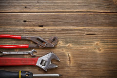 Tools for repairs Royalty Free Stock Photos