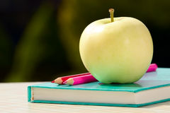 Tools for school, back to school concept Royalty Free Stock Images