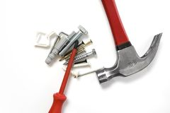 Tools series Stock Photography