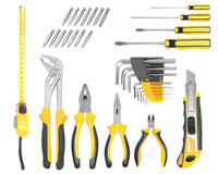 Tools set Stock Photos