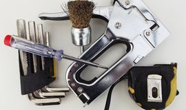 Tools. Stock Images