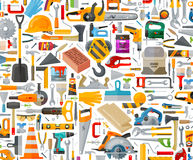 Tools set icons. signs and symbols Royalty Free Stock Photos